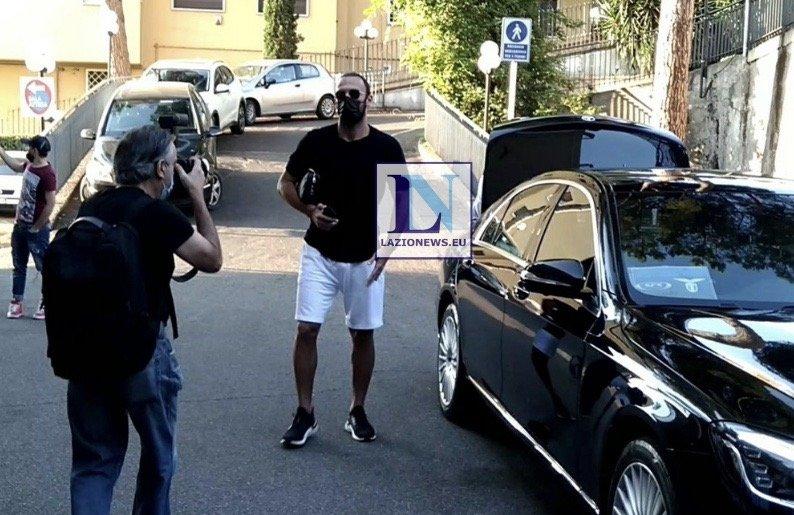 Calciomercato Lazio, Muriqi è in Italia: fissate le visite mediche