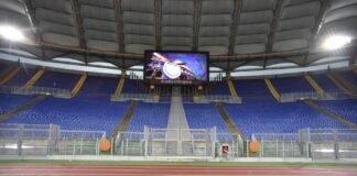 lazionews-stadio-olimpico-lazio-roma-spalti-vuoti-interno-vuoto