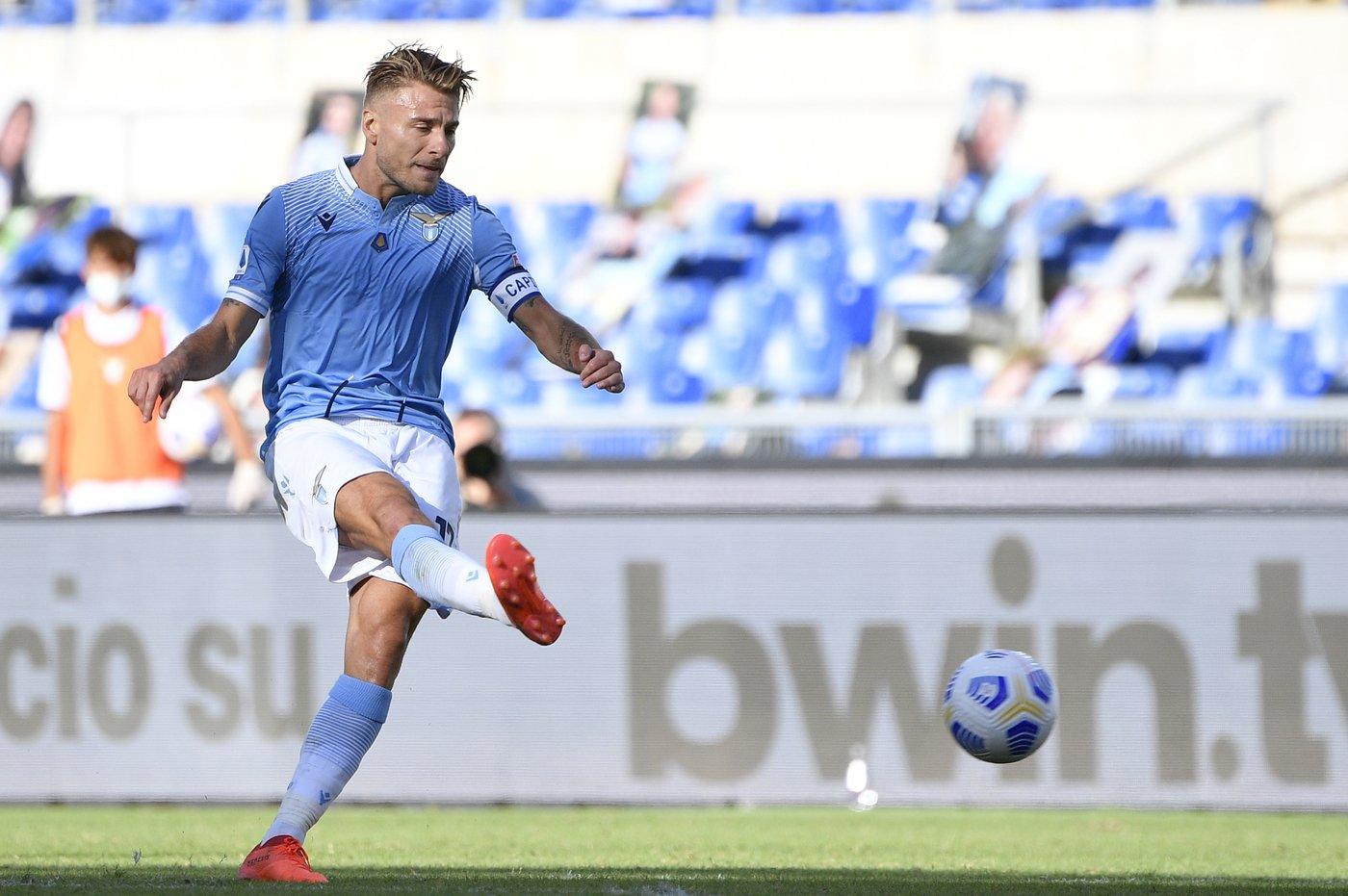 Tamponi Lazio, esiti perizia ad Avellino: solo Strakosha era positivo