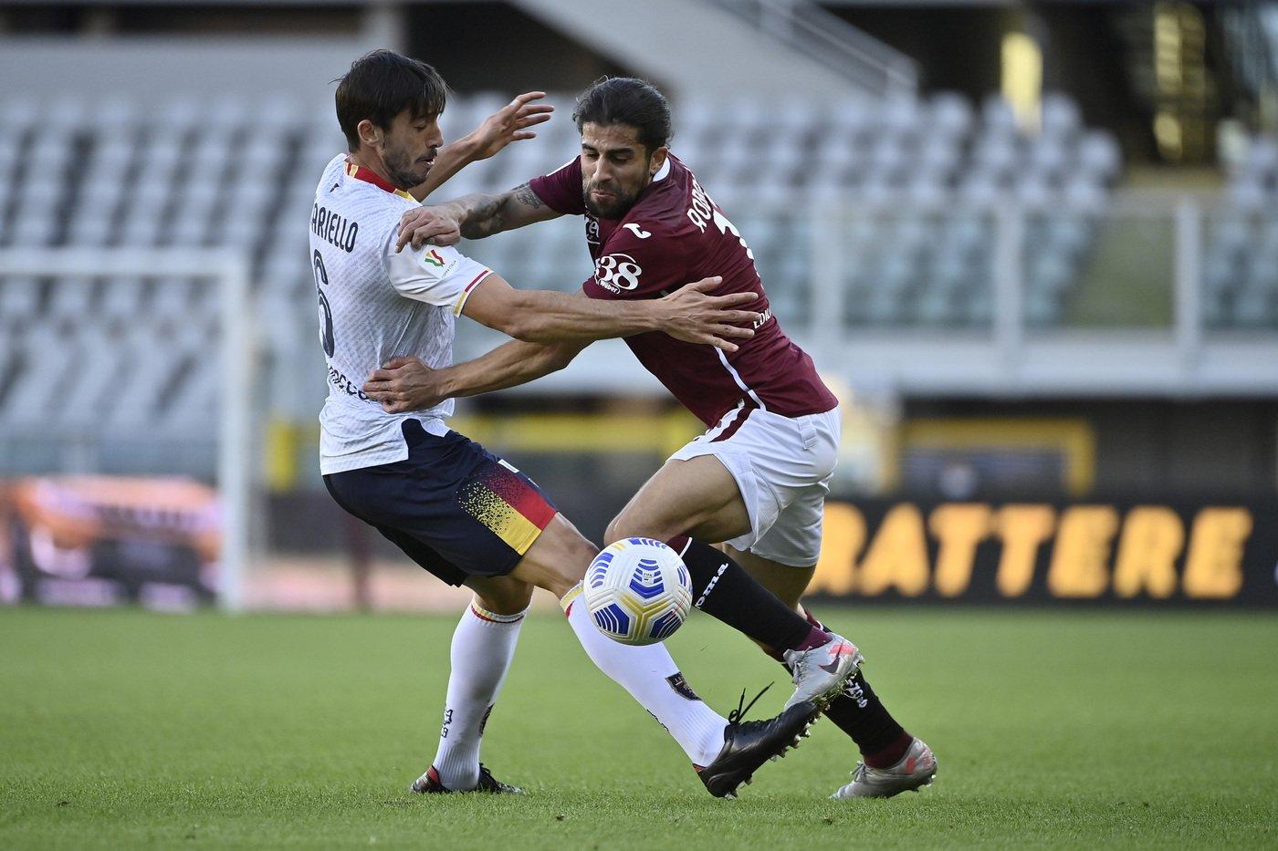 Problemi per il Torino: doppio infortunio per Giampaolo