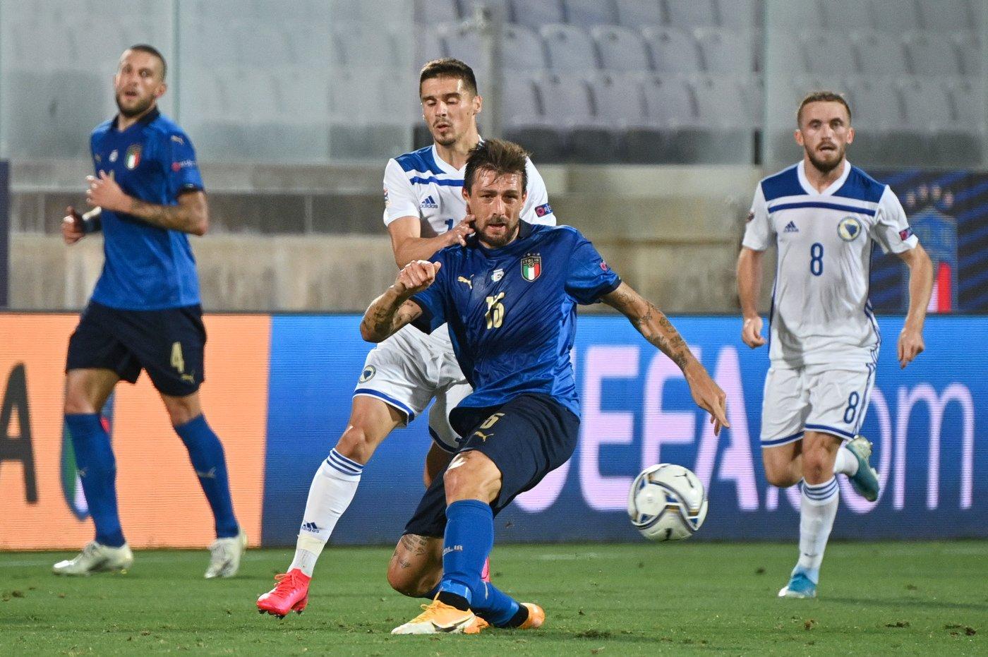 Italia-Polonia, le probabili formazioni di Nations League