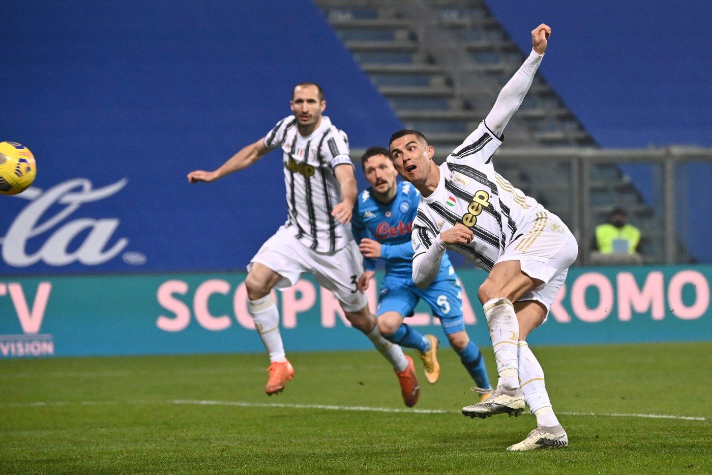 Supercoppa italiana, Juventus-Napoli 2-0: a segno Ronaldo e Morata. Insigne  fallisce il rigore del pareggio - Lazionews.eu