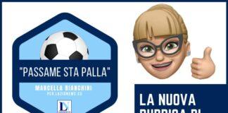 PASSAME STA PALLA - Lazionews