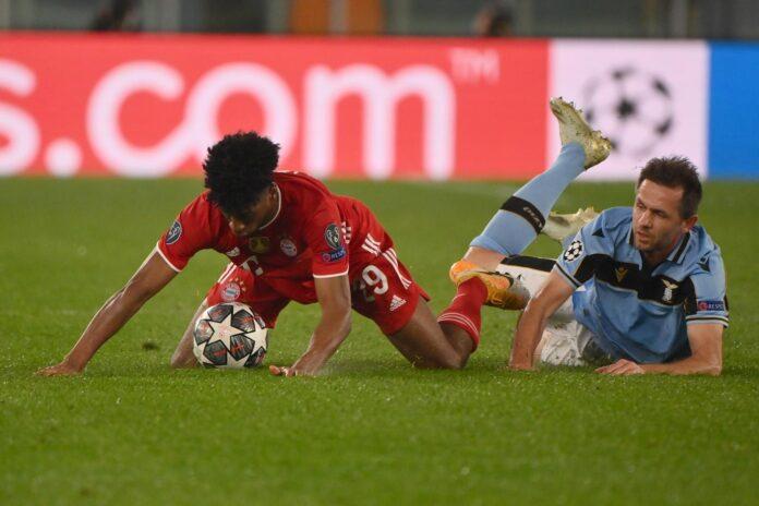 lazionews-lazio-coman-lulic-bayern-monaco-champions-league