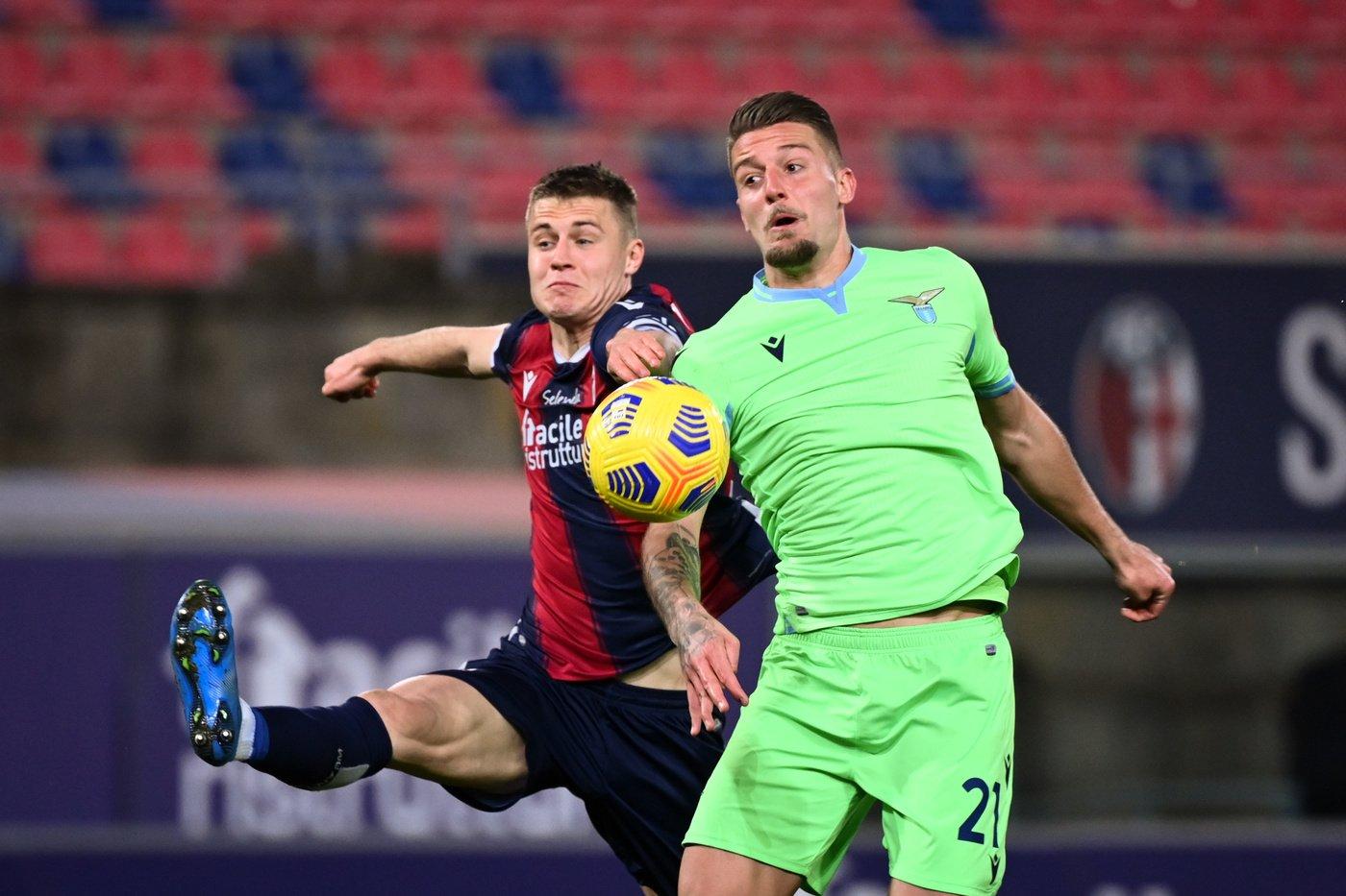 Bologna - Lazio: le probabili formazioni e dove vederla in tv - Lazionews.eu