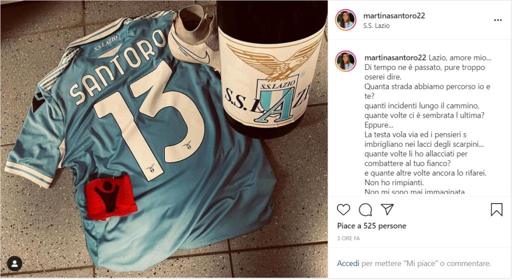 lazionews-lazio-martina-santoro-post-instagram