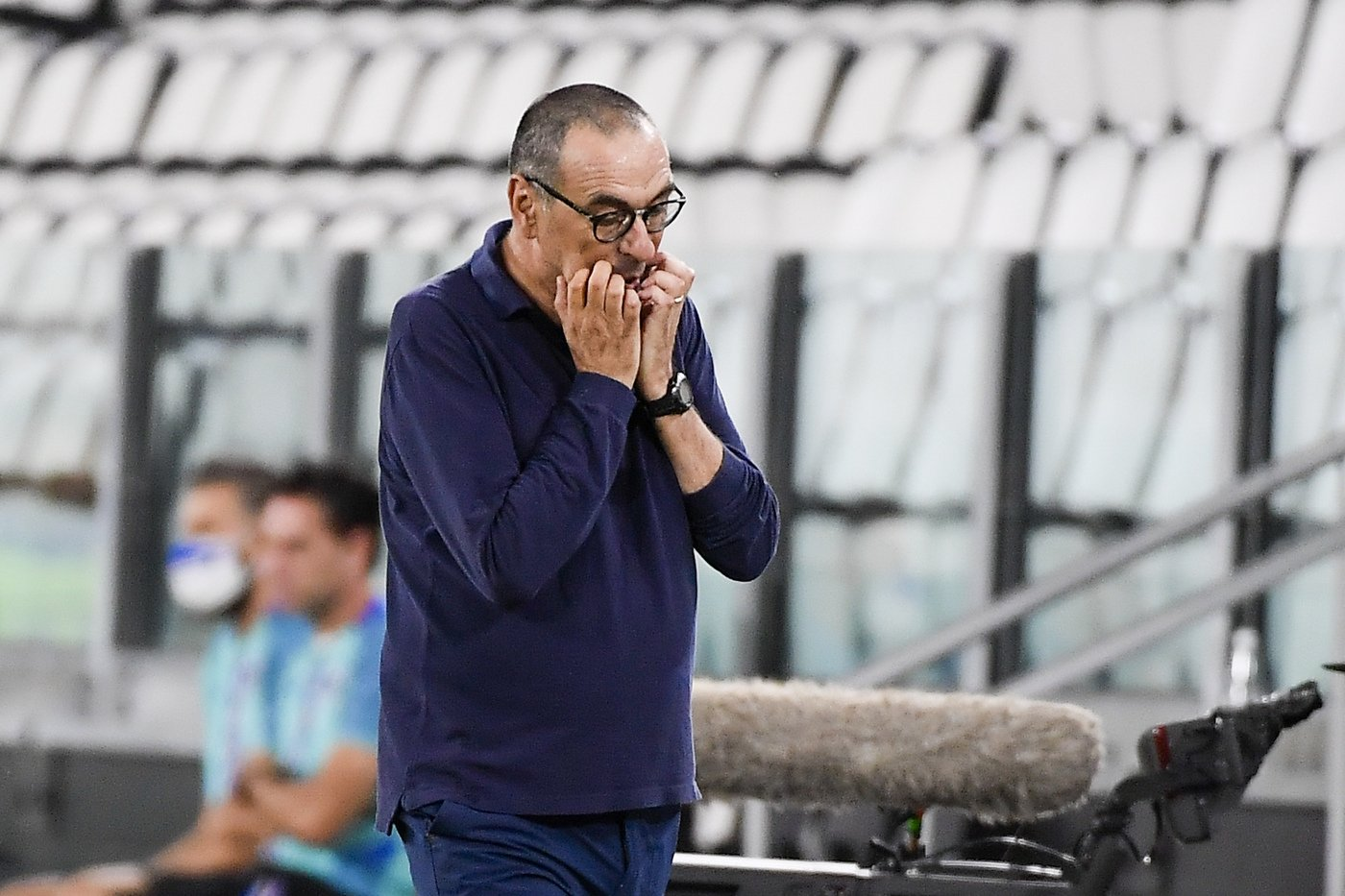 Juventus Vs Sampdoria – Serie A TIM 2019/2020