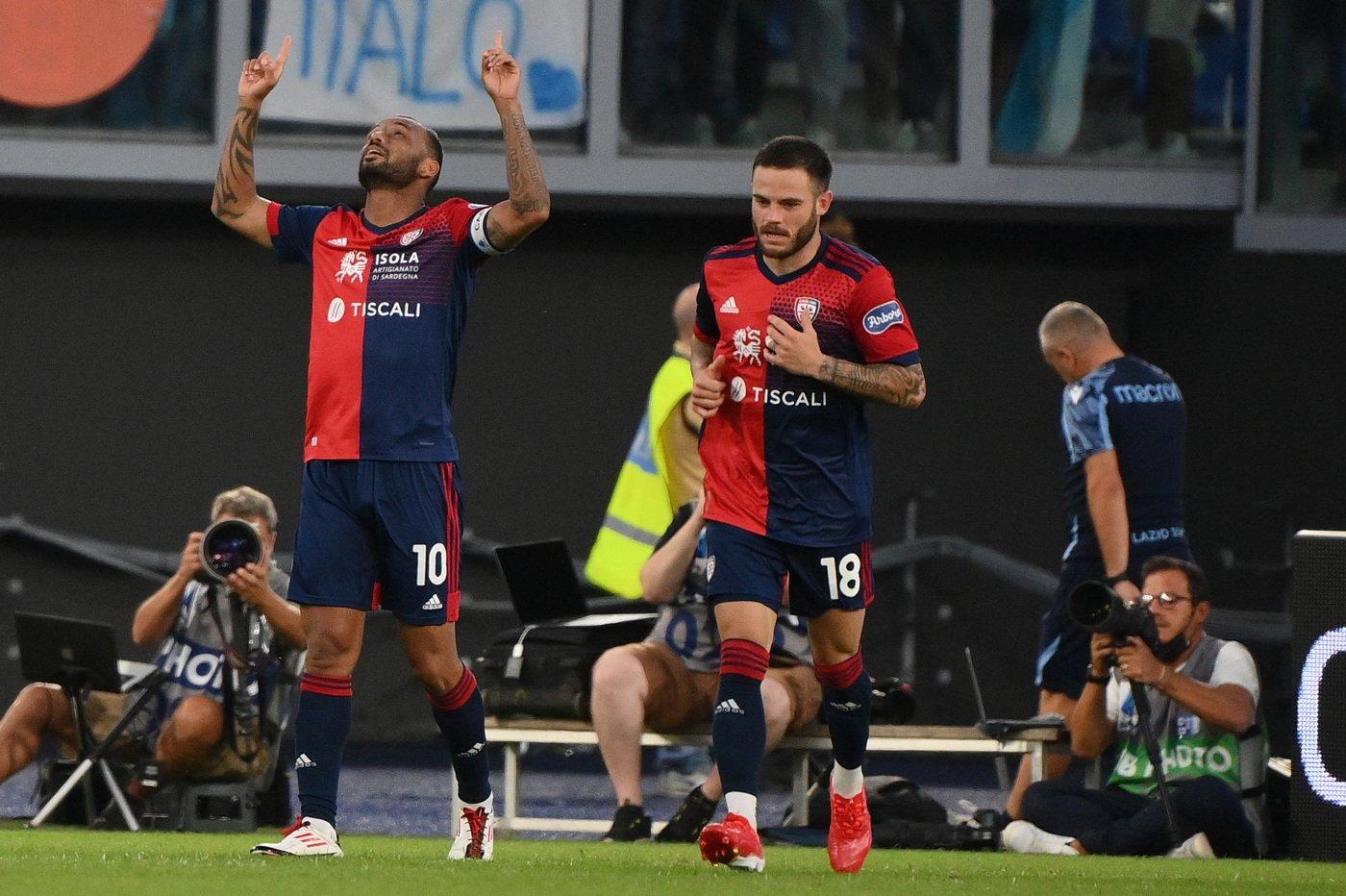 Lazio vs Cagliari – Serie A TIM 2021/2022