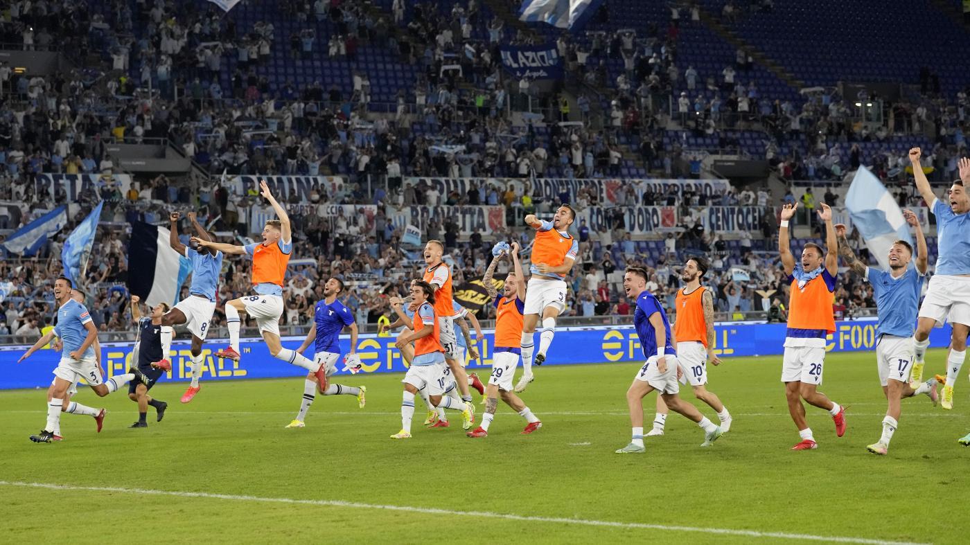 Buongiorno laziali 💙 ecco i titoli di oggi sulla nostra Lazio 🦅 #Lazio #rassegnastampa #LazioRoma #Derby #sslazio #Lazionewseu