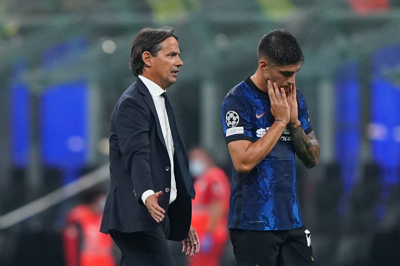 Inter vs Real Madrid – Champions League 2021/2022