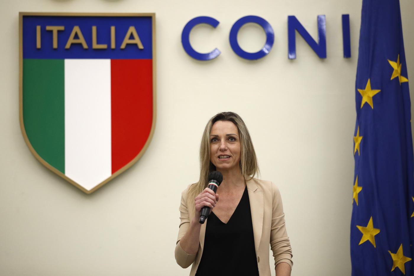 Milano-Cortina, è Futura il logo delle Olimpiadi invernaliMilano-Cortina, è Futura il logo delle Olimpiadi invernali